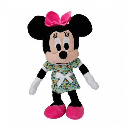 Minnie Mouse Rainbow Peluş | 30 cm