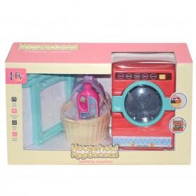 Household Pilli Çamaşır Makinesi