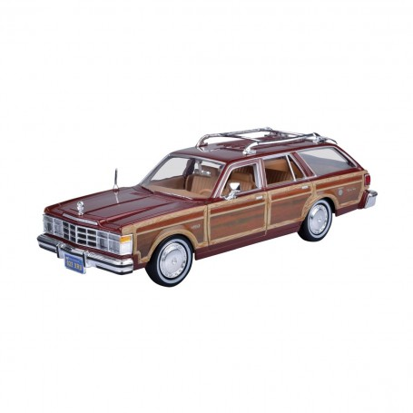 1979 Chrysler LeBaron Town | 1:24 Ölçek