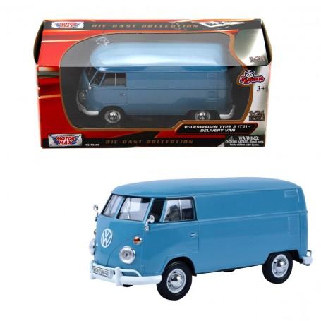 Volkswagen Bus Model Minibüs   1:24 Ölçek