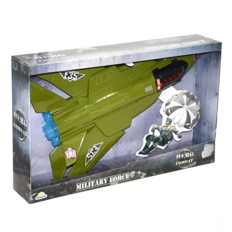 Hero Combat F35 Jet Uçak | Sesli ve Işıklı