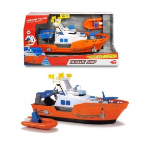 Dickie Toys Liman Kurtarma Gemi | Işıklı ve Sesli