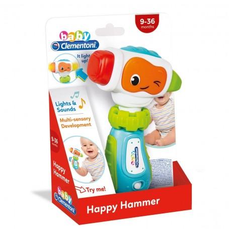 Baby Clementoni İnteraktif Çekiç