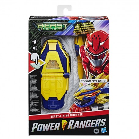 Power Rangers Elektronik Beast-X King Morpher