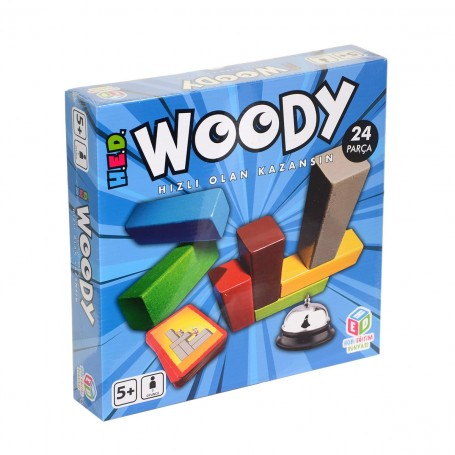 Hed Woody | 24 Parça
