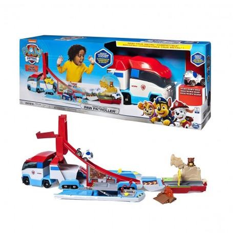 Paw Patrol Taşıyıcı Tır ve Oyun Seti