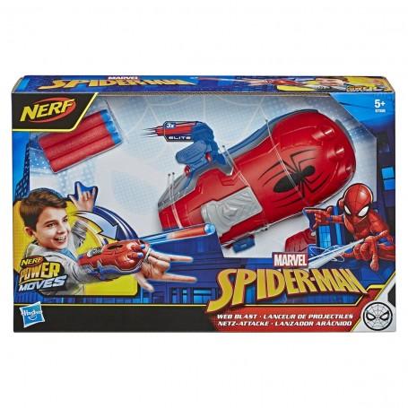 Örümcek Adam Nerf Power Moves