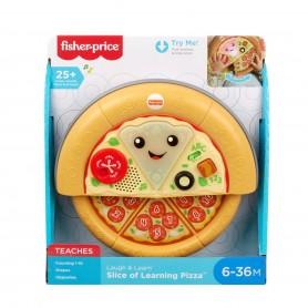 Fisher Price Eğitici Pizza | Türkçe