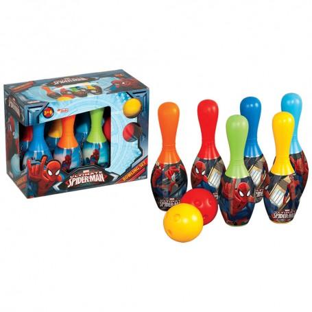 Örümcek Adam 8 Parça Bowling Seti