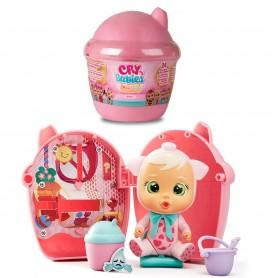 Cry Babies - Mini Bebekler ve Evleri Magic Tears Sürpriz