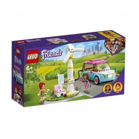 Lego Friends Olivia'nın Elektrikli Arabası | 183 Parça