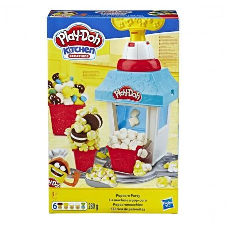 Play-Doh Yaratıcı Mutfağım Patlamış Mısır Partisi