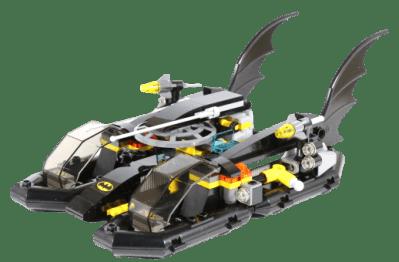 Batboat (Batman'in donanımlı sürat teknesi)