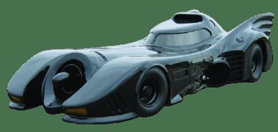 Batmobile (Batman'in arabası)