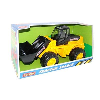 Büyük Oyuncak Traktör