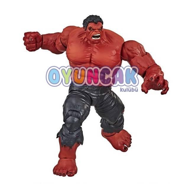 Kırmızı Hulk Oyuncak