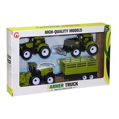 Oyuncak Traktör Seti